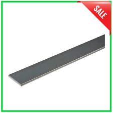 Steel Flat Bar 1 14 X 48 In Metal Stock Fastener 18 In Thick Plain Finish Sae