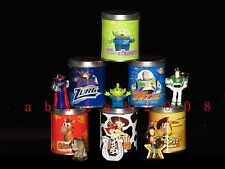 Yujin Toystory Toy story Metal cans & figure Special Gashapon (full set 6 pcs)