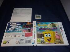 3DS Spongebob La Vendetta Robotica di Plankton - per Nintendo 3DS 2DS _ PAL ITA