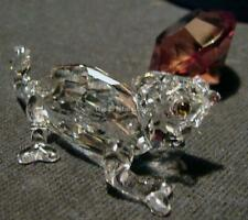 More details for swarovski chameleon (with colour crystal chaton) 291134 mint boxed retired rare