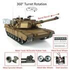 1/16 Henglong 7.0 Abrams RC RTR Tank 3918 W/ 360°Barrel Recoil Metal Tracks