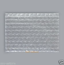 "10 Bubble Envelopes Wrap Bags 2.5"" x 3""_65 x 75mm_Open Top"