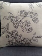 Cushion Cover Made in John Lewis, Ambleside Steel