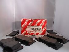 2003-09 Toy.Gen.OEM 4Runner F/Brake Pad & Rotors Set 04465-AZ001/43512-60151 (2)