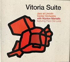 WYNTON MARSALIS / PACO DE LUCIA /JAZZ AT LINCOLN CENTER - VITORIA SUITE CD