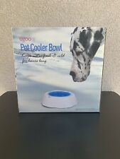 uGoo Pet Cooler Bowl ✳️ New ✳️ Holds Up To 16 Oz ✳️ For Dog, Cat, Etc. ✳️ 8 hour