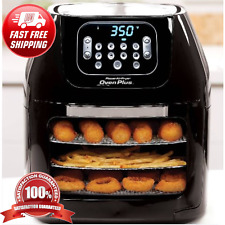 Power Air Fryer Oven All-In-One 6 Quart Plus Dehydrator Grill Rotisserie 6QT New