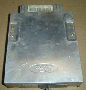 Ford 1995 Contour 2.0 Engine Control Module  94BB-12A650-LD