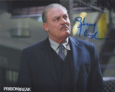 STACY KEACH Signed 10x8 Photo PRISON BREAK COA