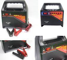 STARTER avviatore batteria per Auto e Moto, automobile. Booster 12V 6A portatile