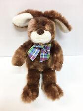 Gund Plush Brown Potter Bunny Stuffed Floppy Rabbit With Tag