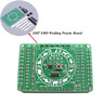 DIY SMT SMD Electronic Component Welding Practice Training Board PCB Soldering