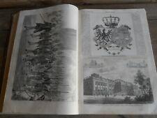 livre ancien Allemand 1881