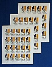Women's Club Group Team Charity Politics Bridge: 60 Right-to-Vote Forever Stamps
