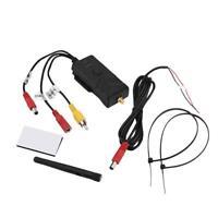 Neu Wasserdicht Auto Video Rückfahrkamera Sender 30FPS für Smartphone Wifi/Wlan
