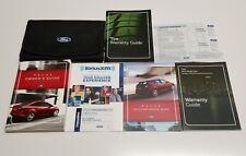 New listing 2012 Ford Focus Owners Manual Titanium Sel Se S 2.0L Sport Hatchback Aut Man Trn