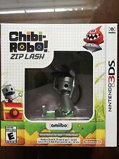 Chibi Robo Zip Lash Amiibo Bundle Nintendo 3ds USA