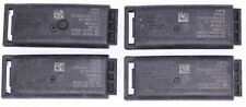 Set of 4 Ford Lincoln TIRE PRESSURE SENSOR TPMS OEM 6F2A-1A176-AE No Cradle