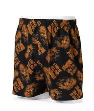 Star Wars Chewbacca Mens Boxer Underwear in Tin Size S 28 - 30 new