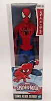 Brand New Spider-Man Marvel Ultimate Titan Hero Series Action Figure! 12""