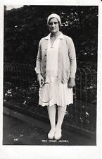 Tennis Inter-War (1918-39) Collectable Postcards