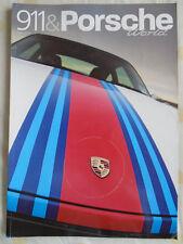 911 & Porsche World Apr 2009 997 Turbo, Boxster S, 964 T