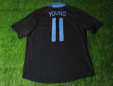 ENGLAND # 11 YOUNG 2011-2012 FOOTBALL SHIRT JERSEY AWAY UMBRO ORIGINAL SIZE XL