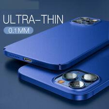 Funda Para iPhone 12 Mini 12 Pro Max 11 X XR XS 8 Funda rígida Prueba PC Golpes