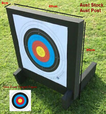 ARCHERY TARGET XPE HIGH DENSITY FOAM 80*80*8CM FOR COMPOUND RECURVE BOWS