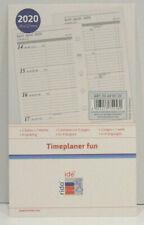 2020 Timeplaner fun, Kalender-Einlage ca A7, 1 Wo. = 2 S., Rido Idé 70-6991720