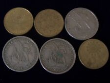MIXED COLLECTION  OF  WORLD  COINS    ( PORTUGAL )   6 COINS  (lot 333)