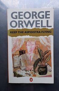 George Orwell KEEP THE ASPIDISTRA FLYING Penguin pb
