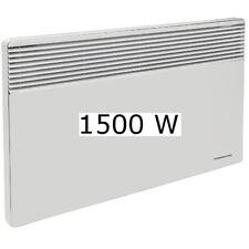1500W Heizkörper Heizung Heizgerät Konvektor Heizstrahler Elektro Heizer Wärme