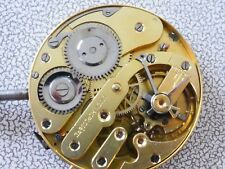 Union Horlogre Antikes  Taschenuhr Pocket watch werk Movement (W38)