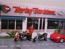 """HARLEY DAVIDSON """"Diorama Shop-Service""""  ¡¡SOLO ESTA UNIDAD  Oferta !!"""