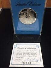 1973 Skylab I Sterling Silver Eyewitness Medal