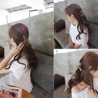 Women's Candy Color Acrylic Hair Clip Hair Claw Hair Clamp Grips Barrette Crab--