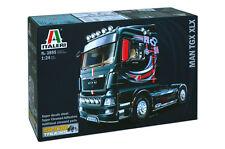 Italeri 3895 1/24 Scale Truck Model Kit Man TGX XLX 18.680 V8