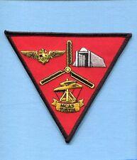MCAS MARINE CORPS AIR STATION TUSTIN CA USMC Base Squadron Jacket Patch