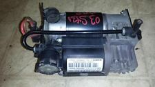 2000-2006 MERCEDES-BENZ W220 S430 S500  WABCO TEMIC AIR SUSPENSION COMPRESSOR