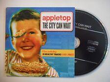 """APPLETOP : THE CITY CAN WAIT """"THE COMEBACK"""" ▓ CD ALBUM PORT GRATUIT ▓"""
