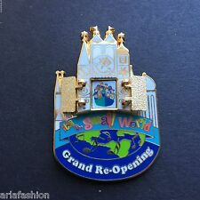 WDW - It's a Small World Grand Reopening LE 1500 Disney Pin 37402