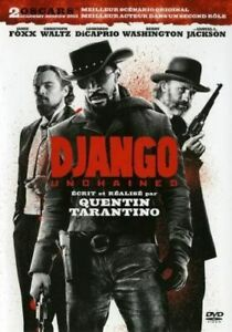 DJANGO UNCHAINED ; Quentin Tarantino - DVD NEUF SOUS BLISTER