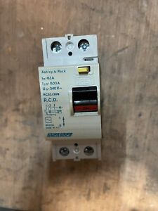 Ashley and Rock SupaSafe 63A RCD RC63/30G