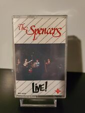 Spencers: Live! In Mansfield [Brand New] Cassette