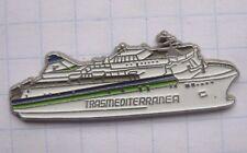 Transmediterránea/España/ferry... nave/boot-pin (110c)