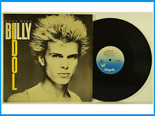 "Billy Idol "" Don't Stop "" Record Chrysalis PV 44000 #255"