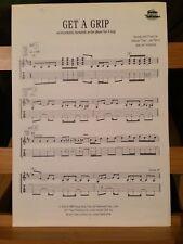 Get a Trip Aerosmith partition guitare tablature éditions EMI