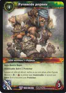 Pygmy Pyramid-157/202-Tomb of the Forgotten-Aftermath-New-WoW Card-French Vers.