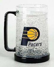 NBA, 16oz Crystal Freezer Mug, Indiana Pacers, NEW